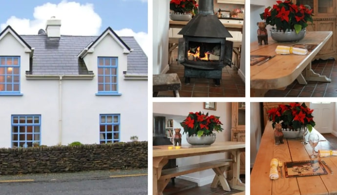 Charming Cottage in Dingle Airbnb
