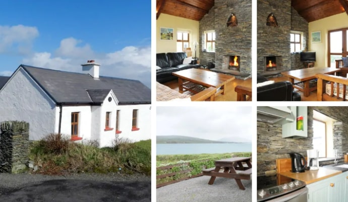 Old Stones Cottage Skellig Ring Portmagee