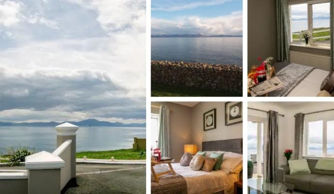 Ballyheigue Cliff Airbnb