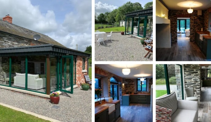The Creamery Airbnb in wexford