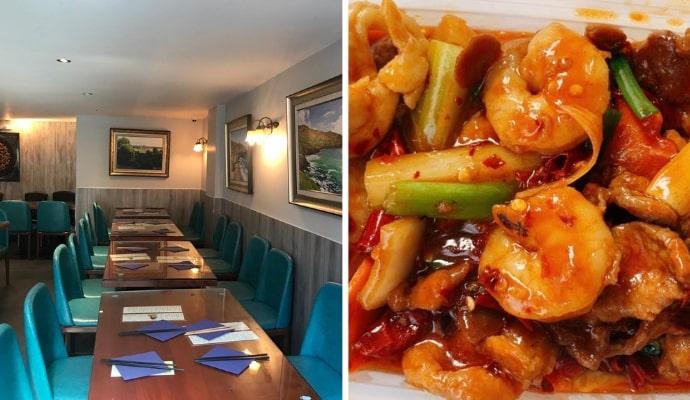 M&L Szechuan Chinese restaurant