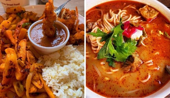 Xian Street Food restaurant