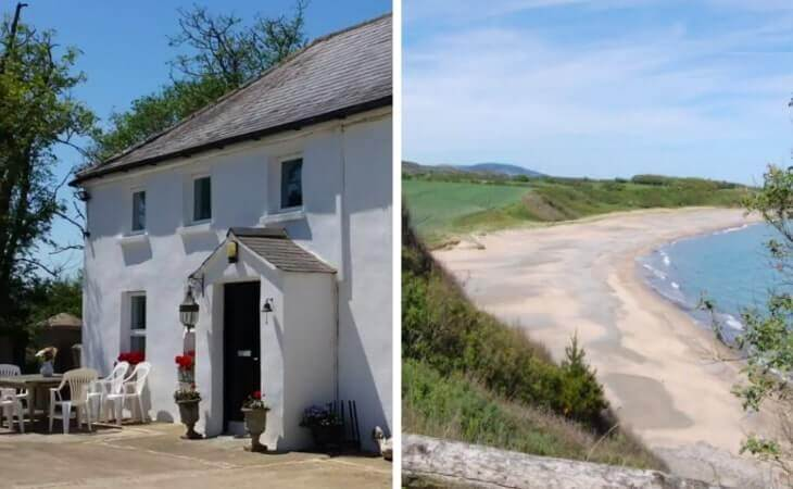 a very fine wicklow Airbnb