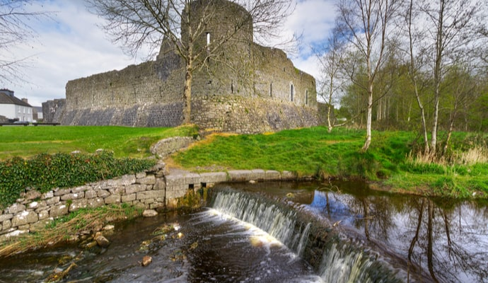 Athenry Castle galway