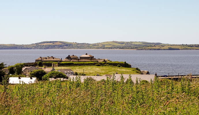 duncannon fort in wexford