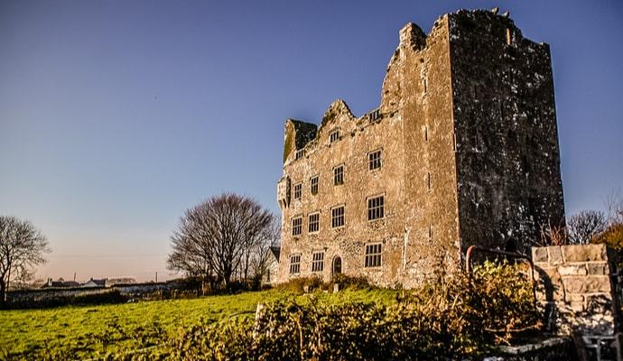 Leamaneh Castle (Clare)