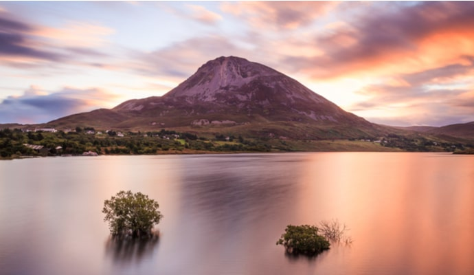 how long does it take to climb mount errigal