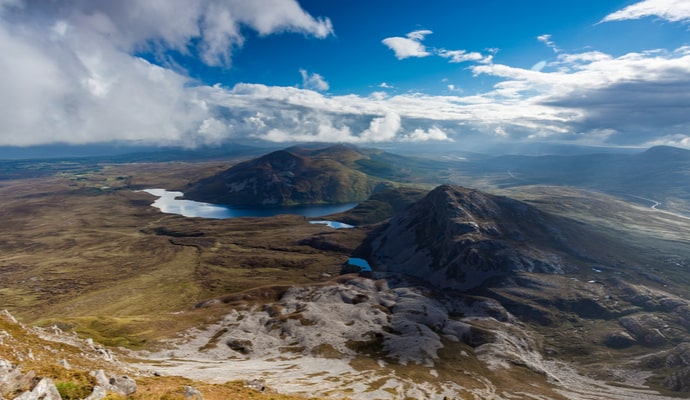 errigal mountain hike
