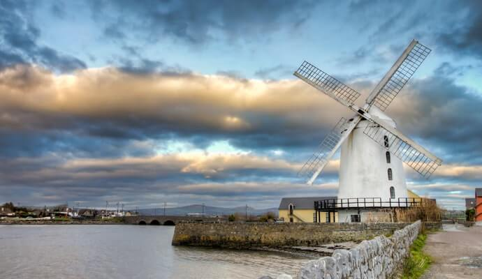 Blennerville Windmill and visitor centre