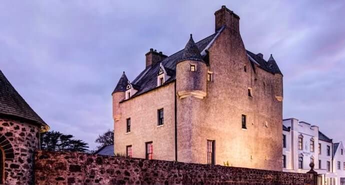 haunted castles Ireland