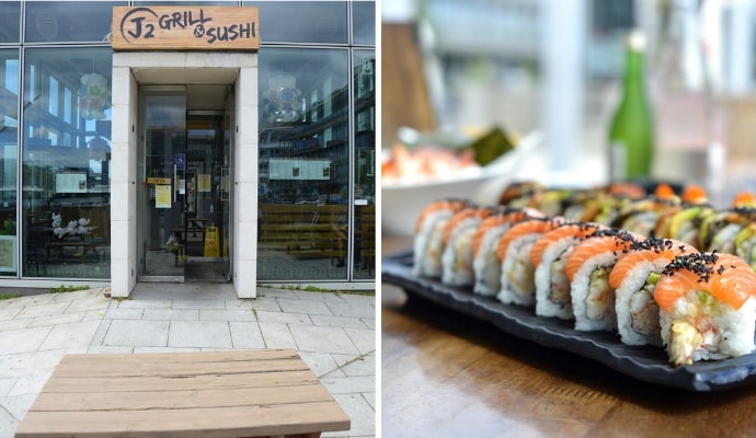 Photos of J2 Sushi&Grill