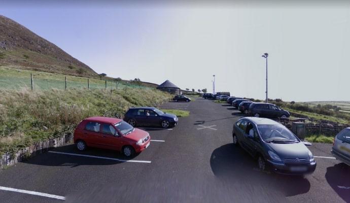 Slemish car park