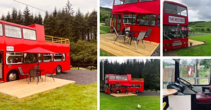 bus airbnb