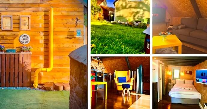 kilkenny cabin