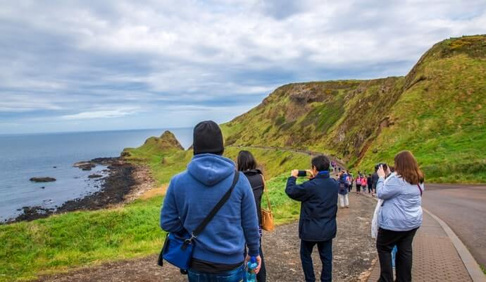 giants causeway weather and tickets