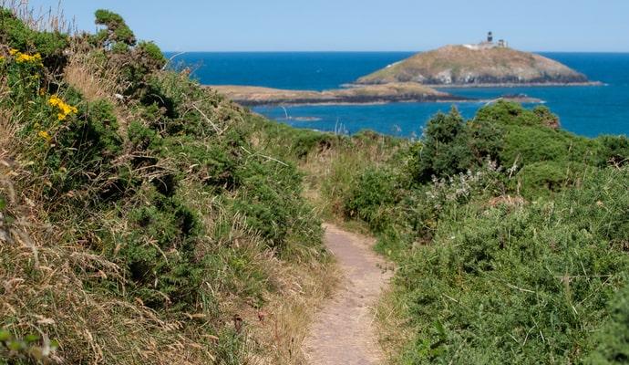 Ballycotton walk views