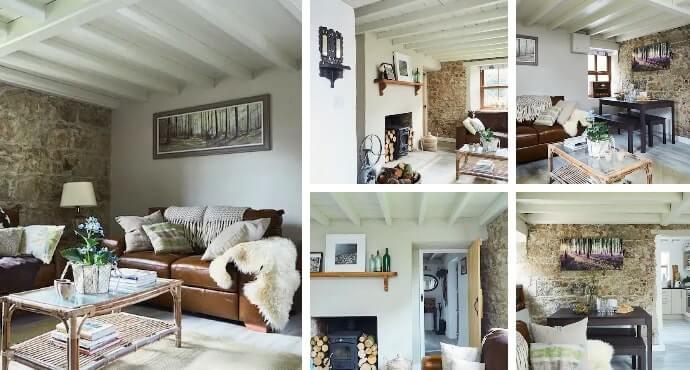 luxury wicklow cabin