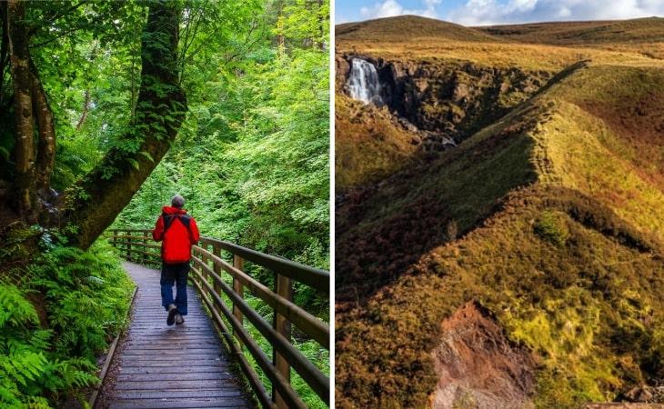 glenariff forest park walks