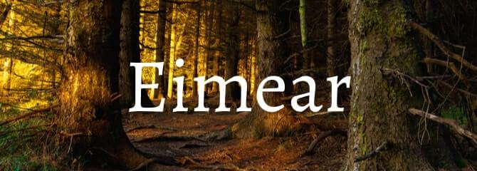 Gaelic names for girls