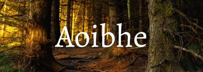 Aoibhe