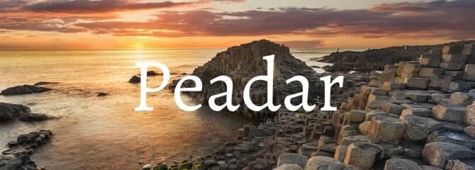 Peadar