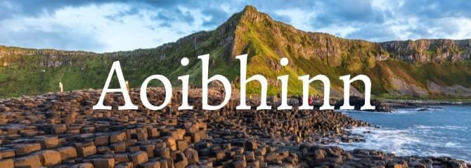 Aoibhinn