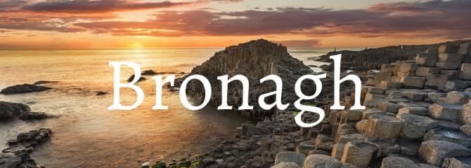 old Gaelic girl names