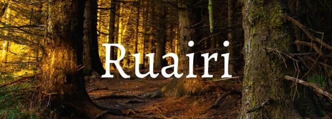 Ruairi