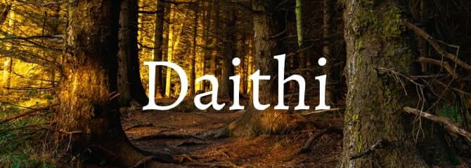 Daithi