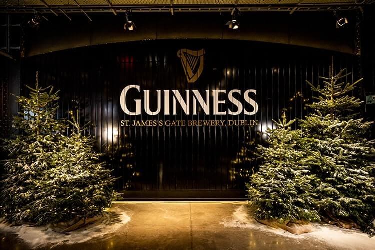 Guinness Storehouse Christmas Market