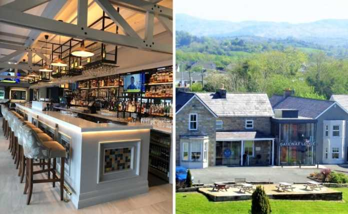 the best hotels in donegal town