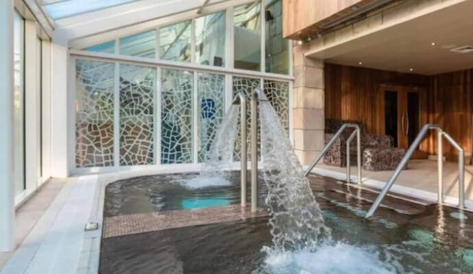 spa hotels in donegal