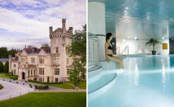best spa hotels donegal