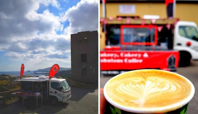Cafe Banba at Malin Head