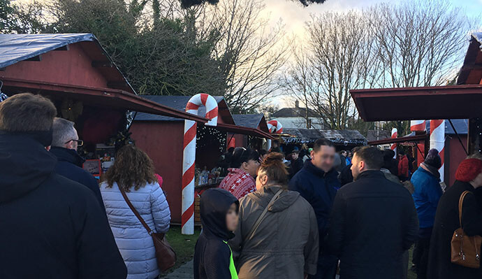 Wicklow Christmas Markets