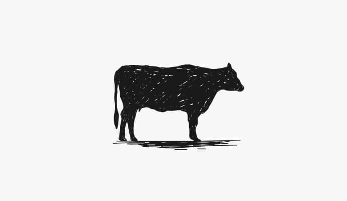 Glas Gaibhnenn cow