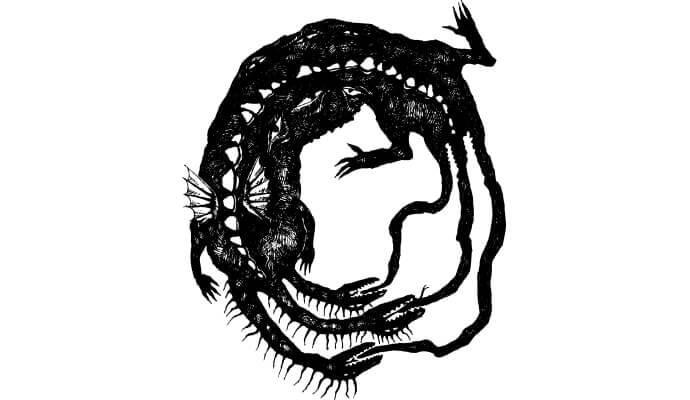 Ellén Trechend irish mythology