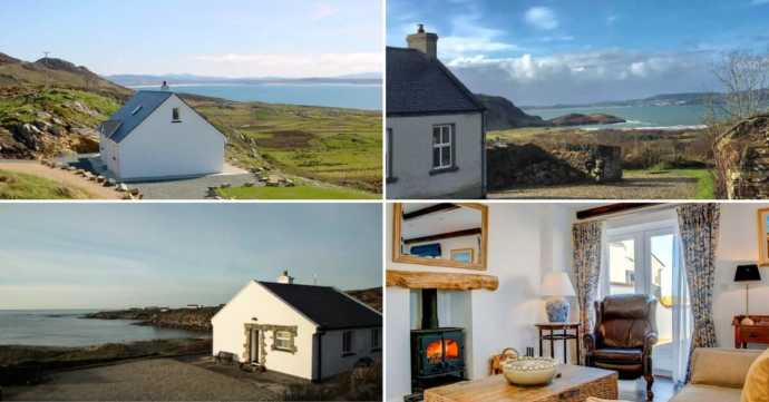 donegal holiday cottages