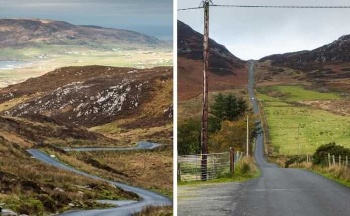 mamore gap donegal