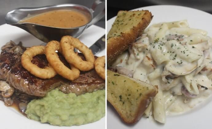 Furey's Diner Donegal