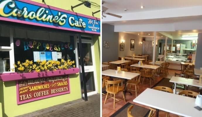 Carolines Café bundoran