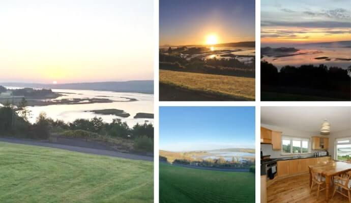 photo of Spectacular views in Letterkenny airbnb