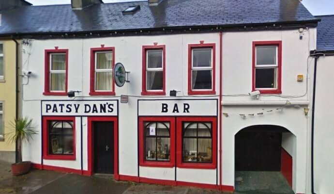 patsy dan's bar