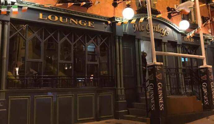 McGinleys Bar