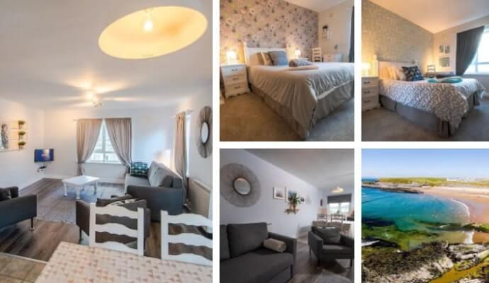 2 Bedroom Apartment in The Heart of Bundoran Airbnb