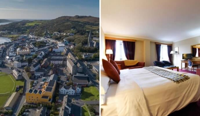 Clifden Station House Hotel