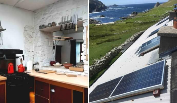 Photo of Off-grid Donegal Eco Cottage