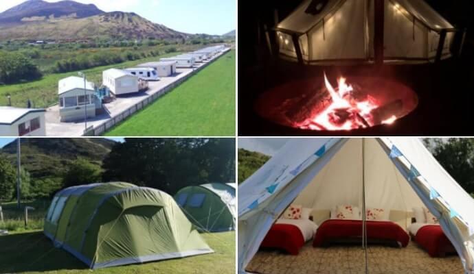 Binion Bay Caravan and Camping Facility