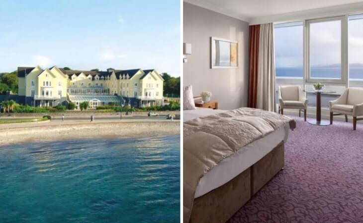 best hotels in salthill