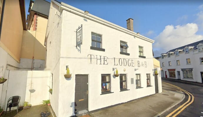 The Lodge bed and breakfast in clifden